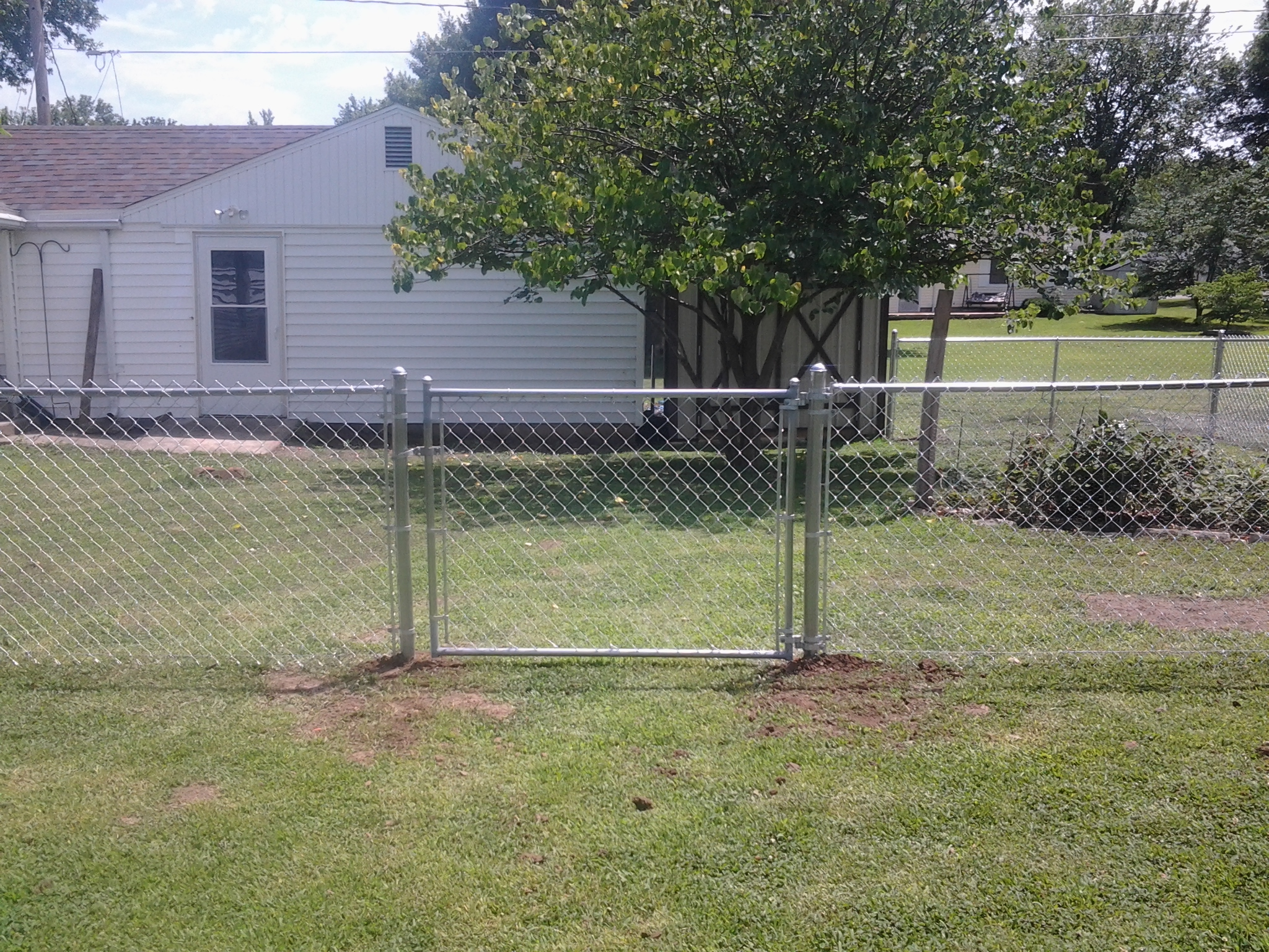 Residential Chainlink 4